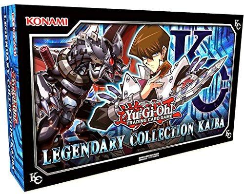 yugioh yugioh ygolgdclkwmbx legendaria coleccion kaiba caja