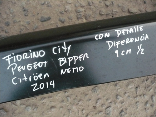 yugo fio city- bipper - nemo 2014 c/detalle- lea descripción