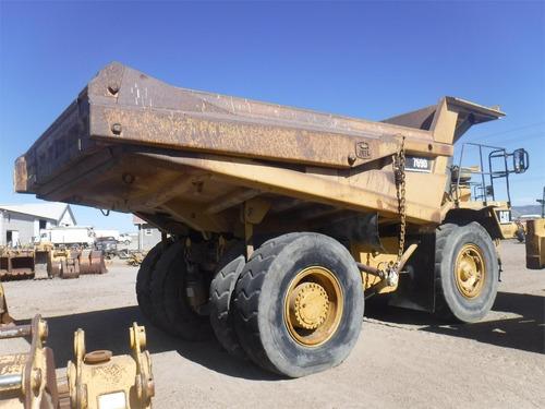 yukle volteo camión fuera de carretera caterpillar 769d 9861