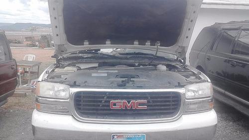 yukon gmc 2003 auto partes motor refacciones partes