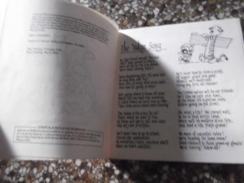 yukon ho! calvin & hobbes bill watterson en ingles comics