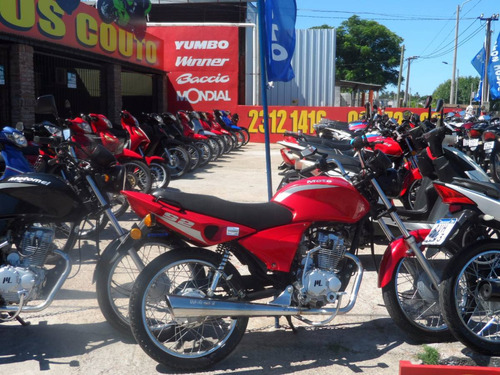 yumbo c110 inpecable  motos couto