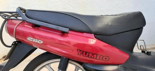 yumbo c110 roja