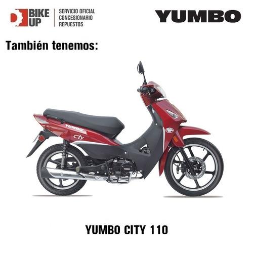 yumbo c110 se - tomamos tu moto usada - servicio oficial
