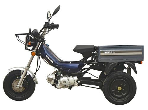 yumbo cargo 110 financia en 36 cuotas delcar motos