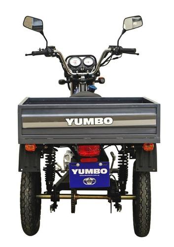 yumbo cargo 110 - llevatelo en cuotas sin recargo de $2750
