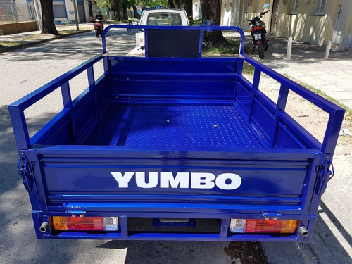 yumbo cargo 125 - pagalo con mercadopago hasta en 12 cuotas