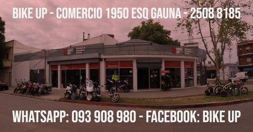 yumbo city 125 - garantia extendida - tomamos tu moto usada