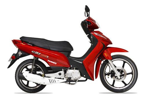 yumbo city 125 ii moto pollerita 0km 2020 + obsequio fama