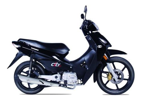 yumbo city 125  - moped