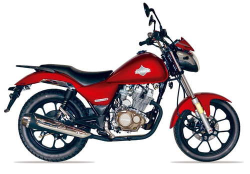 yumbo custom milestone 125 motos