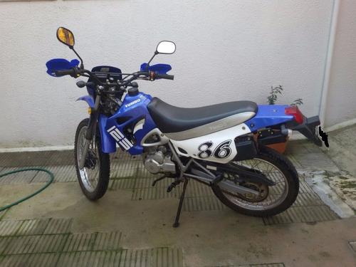 yumbo dakar 125cc.