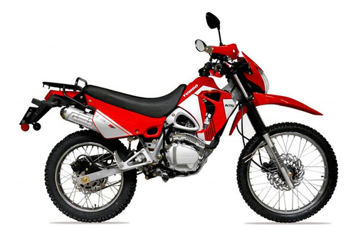 yumbo dk 125 full motos moto nueva 0km 2020 + obsequios fama