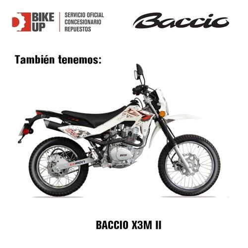 yumbo dk dakar 125 - permutas - garantia extendida - bike up