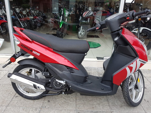 yumbo forza 125 - bike up