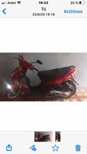 yumbo forza 125 scooter