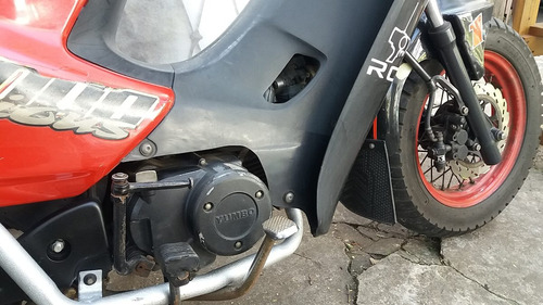 yumbo furious 125cc al día