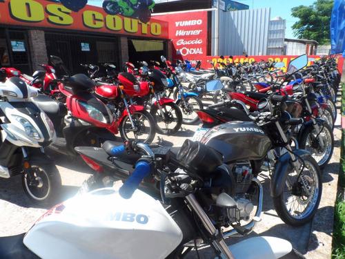 yumbo gs 125 echa 150  motos couto