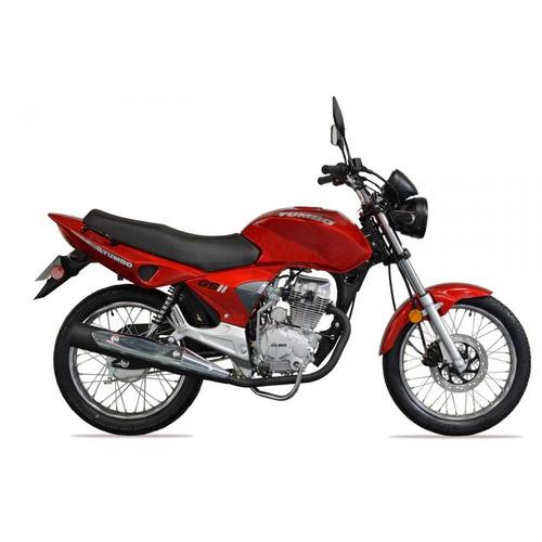 yumbo gs 125 ii 2 moto nuevas 0km 2020 + obsequio fama
