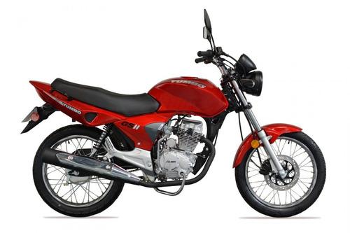 yumbo  gs 125 ii calle financiación 36 cuotas delcar motos