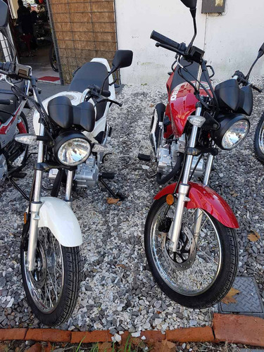 yumbo gs 125 ii - permutas - gest emp gratis - bike up