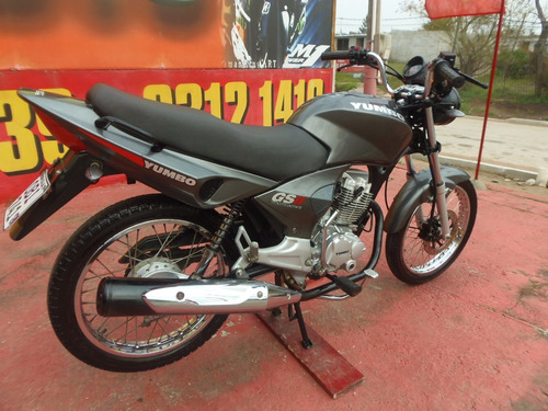 yumbo gs 125 inpecable ==== motos couto ======
