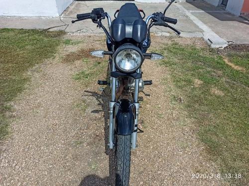 yumbo gs 125 negra