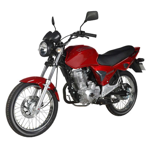 yumbo gs 200 ii motos moto nueva 0km 2020 + obsequios - fama