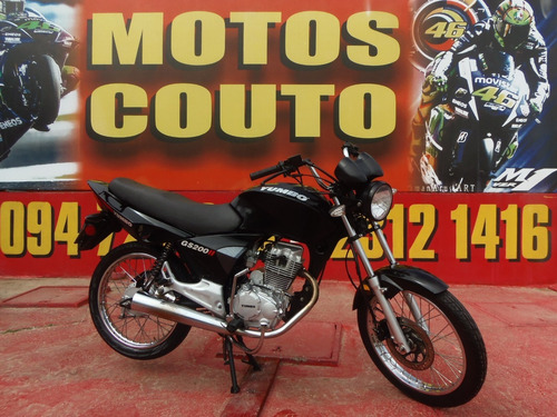 yumbo gs 200 inpecable ====== motos couto ========