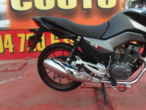 yumbo gs 4 125 inpecable solo 4600 kil == motos couto