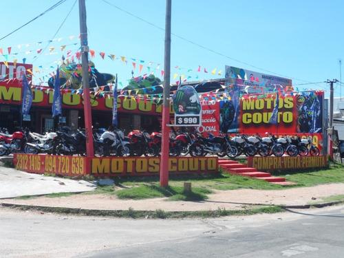 yumbo gs dirty 125 baccio x3m 125 otras == motos couto ==