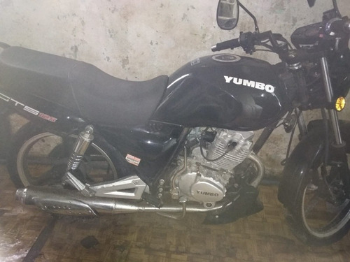 yumbo gs ii 125 cc