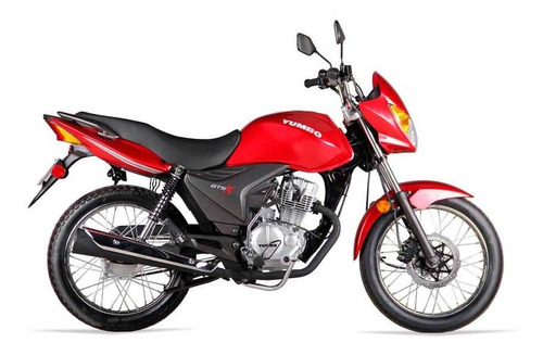 yumbo gts x 125 strong financia en 36 cuotas delcar motos