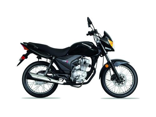 yumbo gtsx 125 motos moto nueva 0km 2020 + obsequios fama