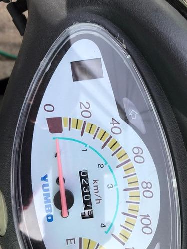 yumbo max 110  2019 con rayos
