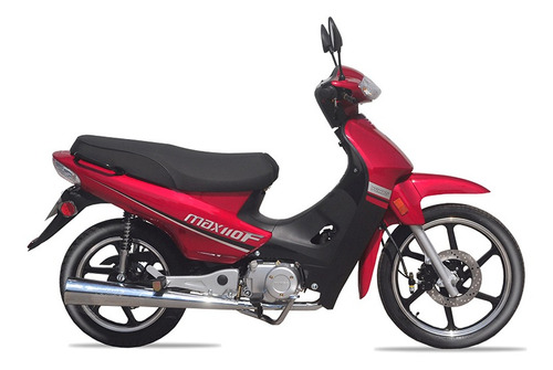 yumbo max 110 f - financiacion y permutas - bike up