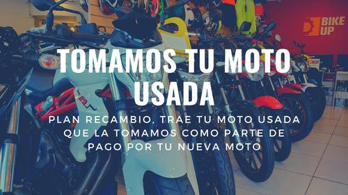 yumbo max 110 plus - financiacion - permutas - bike up