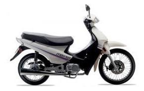 yumbo max 50 (automática) pollerita 36 cuotas delcar motos