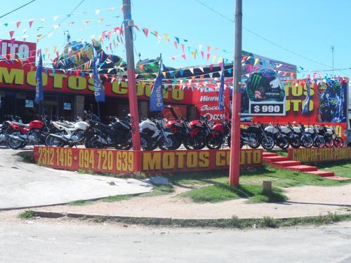 yumbo milestone 125 inpecable ==== motos couto ===