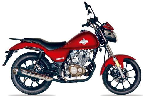 yumbo milestone 125 motos