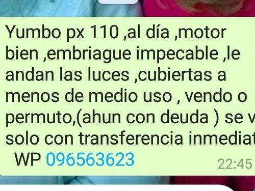 yumbo px 110