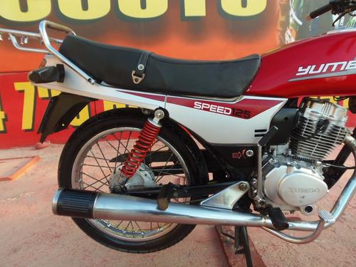 yumbo speed 125 == motos couto ==
