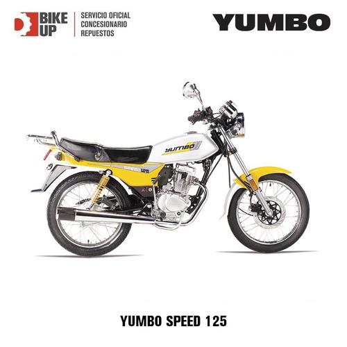 yumbo speed - garantia extendida - permutas - 36 cuotas