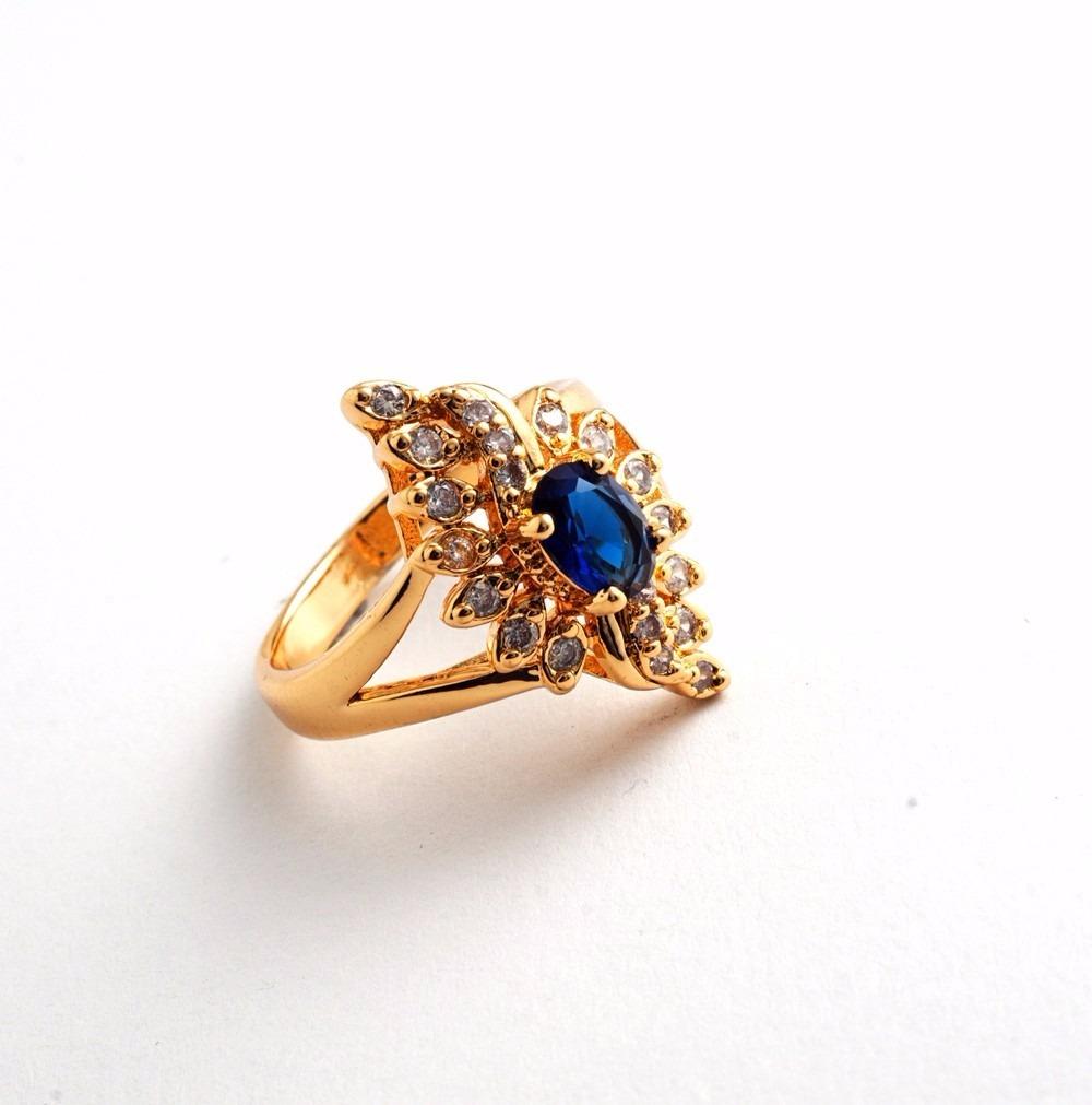 74401df13eaa Cargando zoom... yunkingdom diseño único anillo mujeres joya vintage