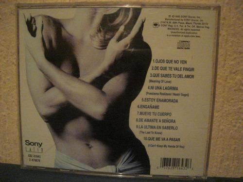 yuri cd espejos del alma edic.95 made in u.s.a