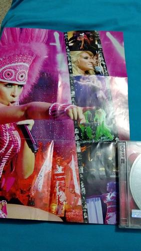 yuri vive la historia cd dvd
