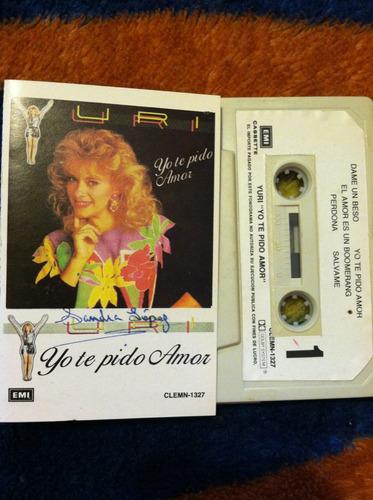 yuri yo te pido amor cassette