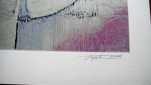 yutaka toyota - comp. c/ círculo prata - linda serigrafia