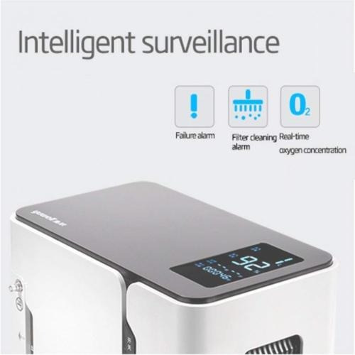 yuwell yu300 portable homecare barra de oxígeno máquinas co