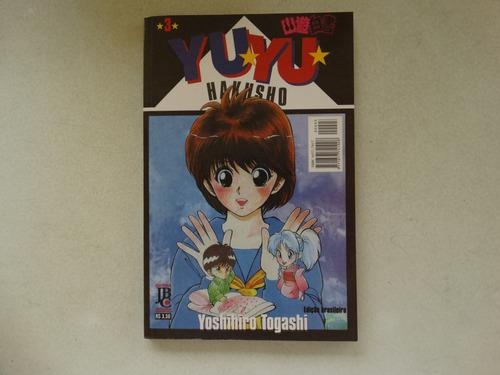 yuyu hakusho n° 03! jbc dezembro 2002!